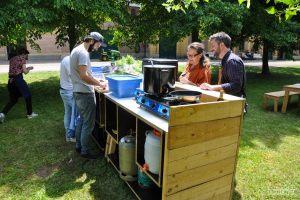Die Feldküche bespielt vom Team Mochi <3